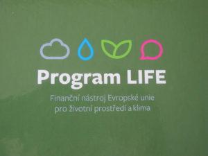 MŽP nabízí 12 milionů českým partnerům v programu LIFE 2014-2019