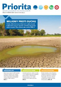 Dalších 397 milionů eur jde na zlepšení evropského životního prostředí. Nová výzva programu LIFE startuje.