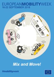 Evropský týden mobility – zapojit se může každý